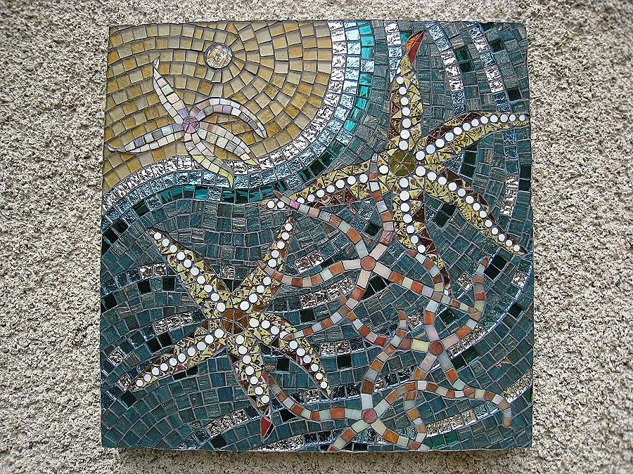 17 Luxury Mirror Mosaic Wall Art | Mehrgallery Regarding Mirror Mosaic Wall Art (Image 2 of 25)