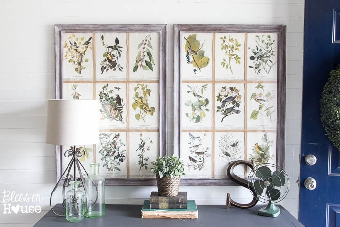 18 Inexpensive Diy Wall Decor Ideas – Bless'er House With Regard To Inexpensive Wall Art (Image 2 of 20)