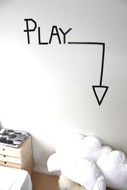 20+ Diy Washi Tape Wall Art Ideas pertaining to Washi Tape Wall Art