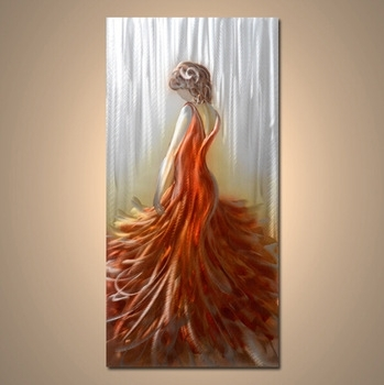 2017 Popular Home Decoration Figure Style Metal Wall Art – Buy Metal Intended For Popular Wall Art (Image 1 of 20)