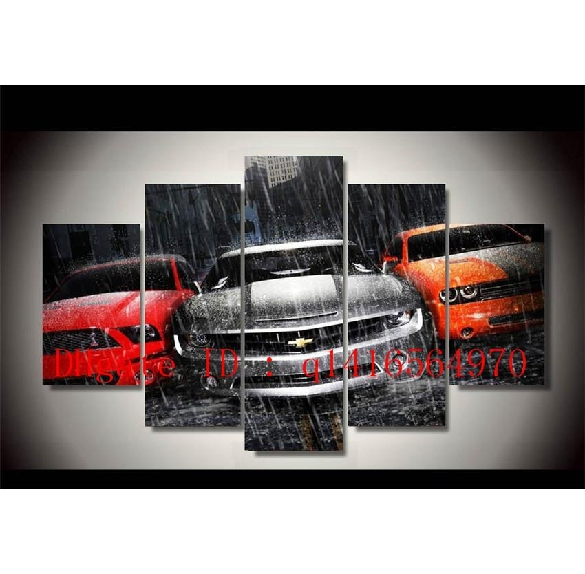 Featured Photo of Car Canvas Wall Art