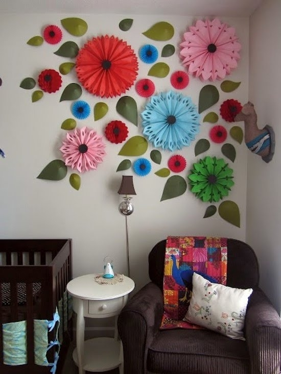 21 Diy Creative Wall Art Design Ideas To Decorate Your Space – Youtube In Art Wall Decors (Image 1 of 25)