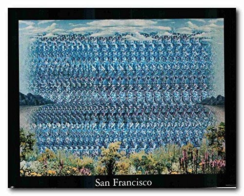 23 Best San Francisco Wall Decor Art Print Posters Images On With Regard To San Francisco Wall Art (Image 2 of 25)