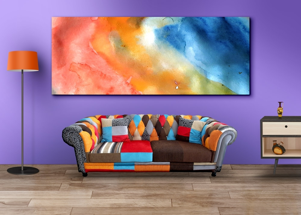 25 Engrossed Framed Wall Art Ideas That Encourage Yourself With Regard To Framed Wall Art For Living Room (Image 1 of 25)