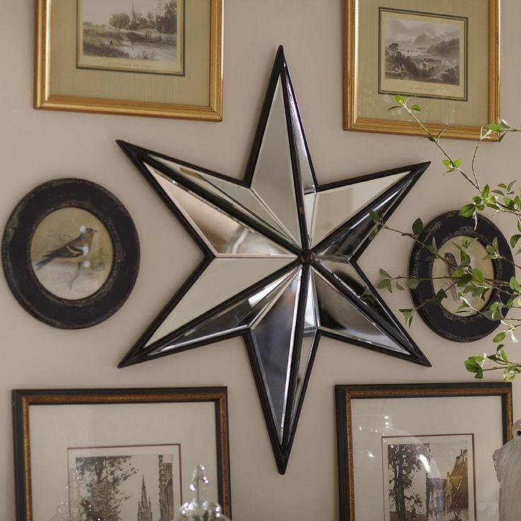 25 Prodogious Mirror Wall Decor Pertaining To Decorative Wall Art (View 14 of 20)