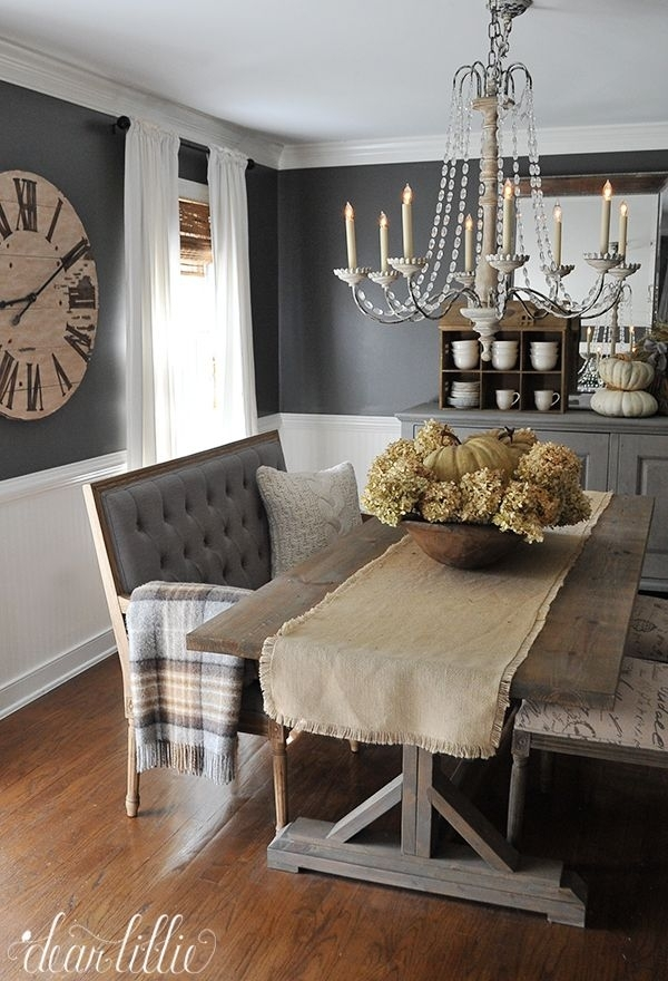 26 Impressive Dining Room Wall Decor Ideas   Interior Design With Dining Room Wall Art (Image 2 of 10)