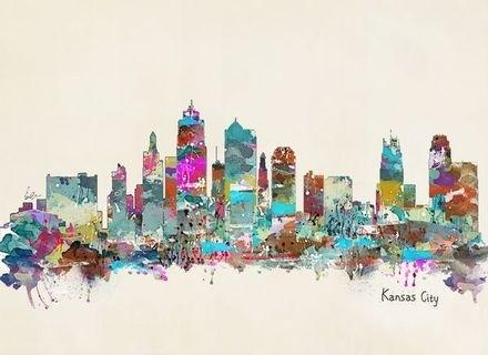 28 Kansas City Wall Art, Kansas City Chiefs Wall Art Canvas Prints for Kansas City Wall Art