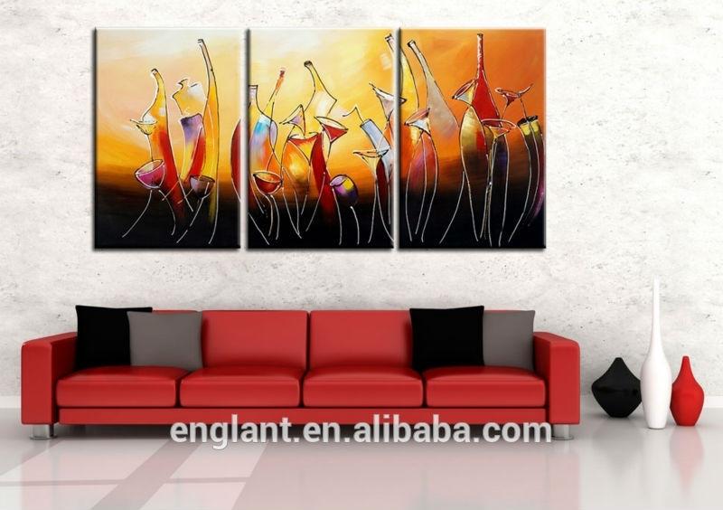 3 Panel Home Goods Wall Art Floral Wall Art Painting - Buy Wall for Home Goods Wall Art