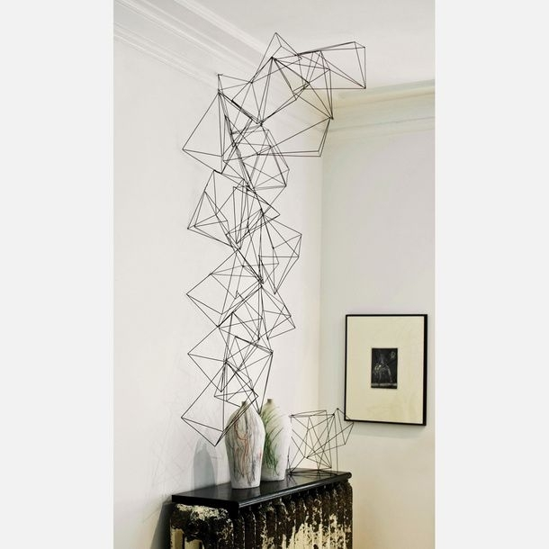 33 Amazing Diy Wire Art Ideas in Wire Wall Art