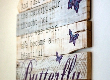 34 Wood Wall Art Quotes, Wood Wall Signs With Quotes Quotesgram Throughout Wood Wall Art Quotes (Image 2 of 20)