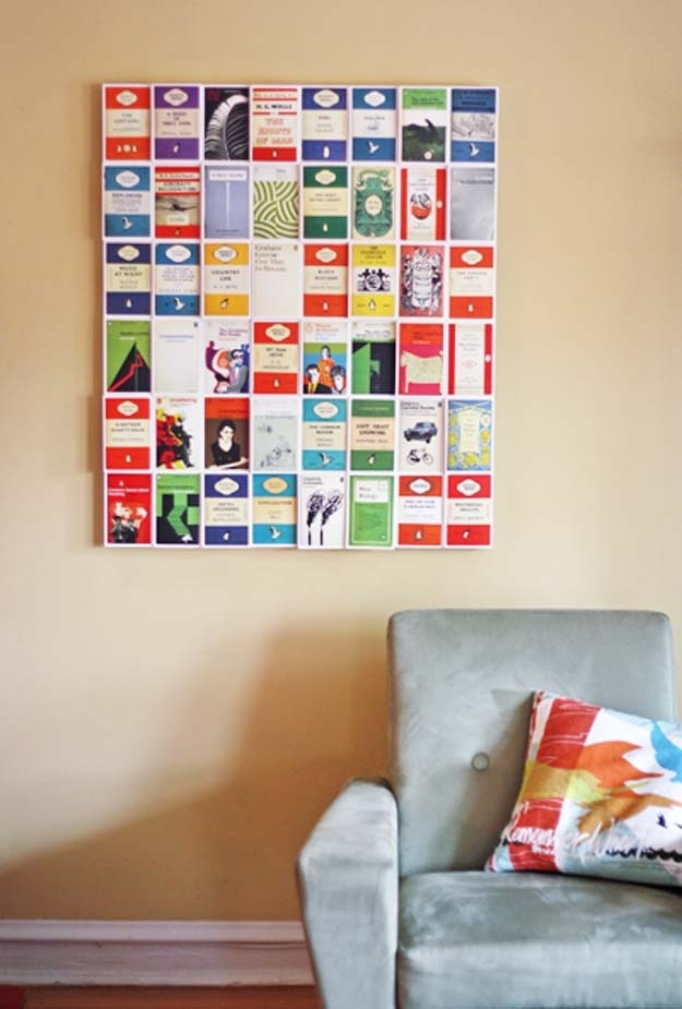 37 Awesome Diy Wall Art Ideas For Teen Girls For Diy Wall Art Projects (Image 10 of 25)