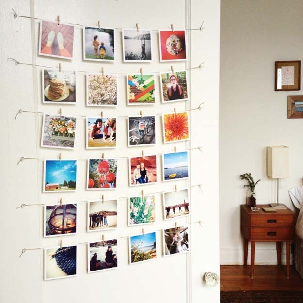 37 Awesome Diy Wall Art Ideas For Teen Girls For Wall Art Diy (View 13 of 25)