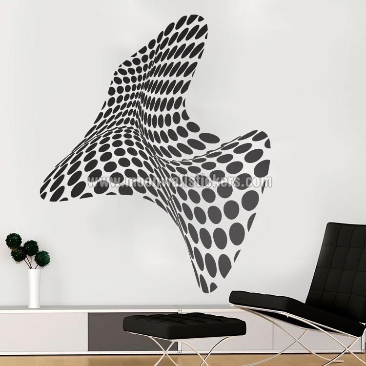 3D Wall Art – Moonwallstickers For Wall Art (Photo 6 of 10)