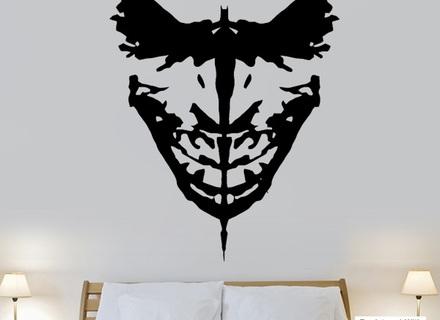 40 Joker Wall Art, The Joker Poster Dc Comics Superhero Wall Art throughout Joker Wall Art