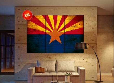 41 Arizona Wall Art, Best Phoenix Wall Art Products On Wanelo Regarding Arizona Wall Art (Image 2 of 25)