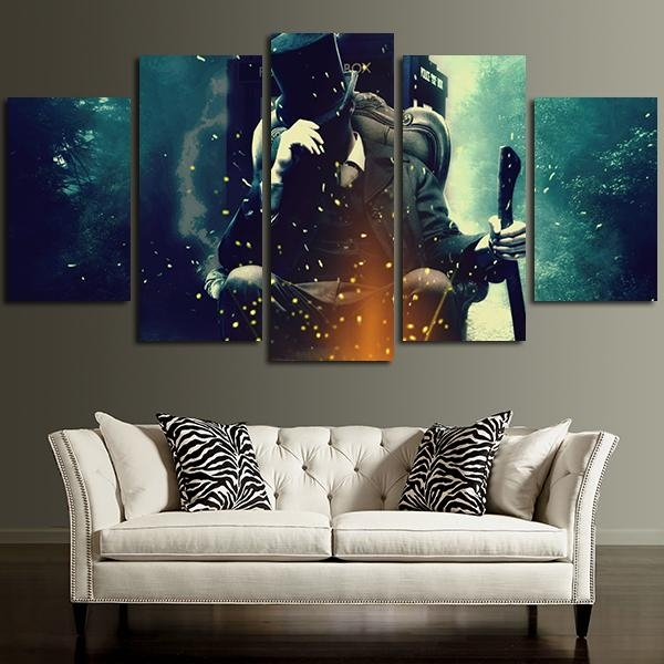 Featured Image of Doctor Who Wall Art