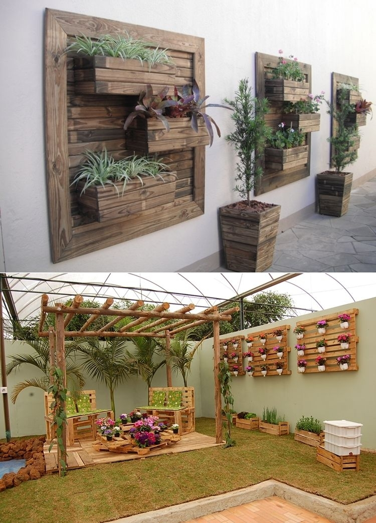 5 Spectacular Outdoor Wall Decor Ideas That You'll Love – Http://www Within Outdoor Wall Art Decors (View 5 of 20)