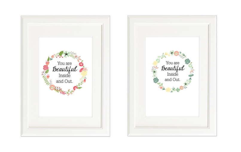 50+ Gorgeous & Free Wall Art Printables | Fab N' Free Pertaining To Printable Wall Art (View 17 of 20)