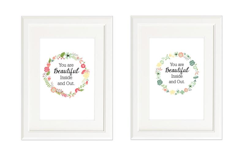 50+ Gorgeous & Free Wall Art Printables | Fab N' Free Pertaining To Printable Wall Art (Image 5 of 20)