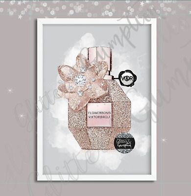 Abstract Fashion Wall Art Illustration Perfume Print Beauty Begins With Regard To Fashion Wall Art (View 20 of 20)