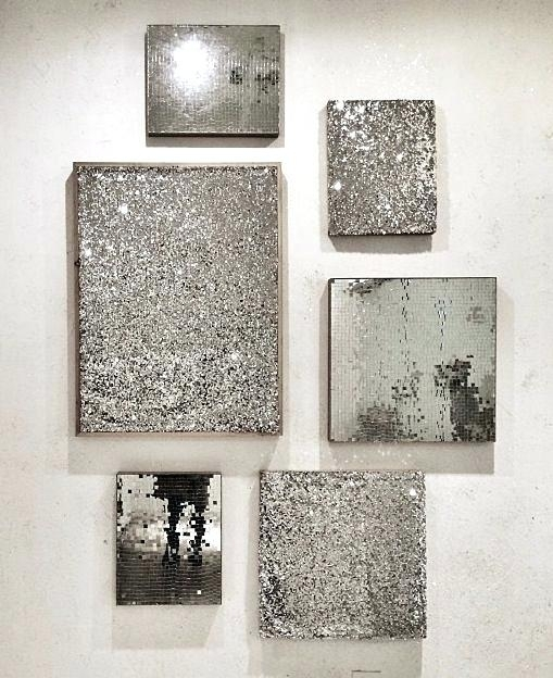 Aesthetic Mirror Mosaic Wall Art | Bargainfindsonebay Intended For Mirror Mosaic Wall Art (View 9 of 25)