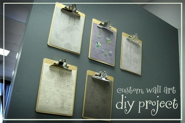 Affordable Wall Decor Image Inexpensive Wall Decorating Ideas Cheap Regarding Inexpensive Wall Art (Image 4 of 20)