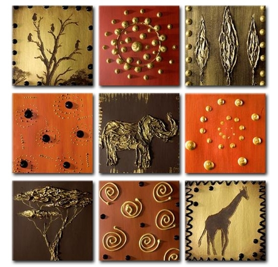 Featured Image of African Wall Art