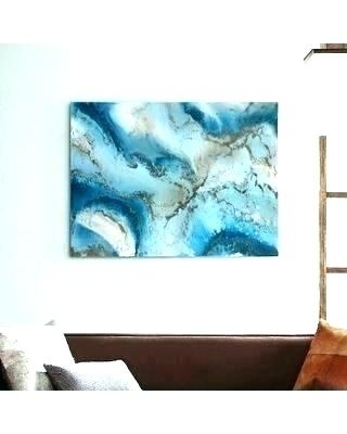 Agate Wall Art Geode Agate Wall Art – Hiolly (View 5 of 25)