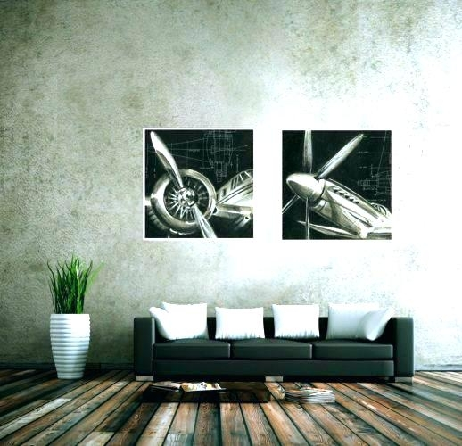 Airplane Home Decor Aviation Decor Home Wall Arts Metal Birds In Intended For Aviation Wall Art (Image 5 of 25)