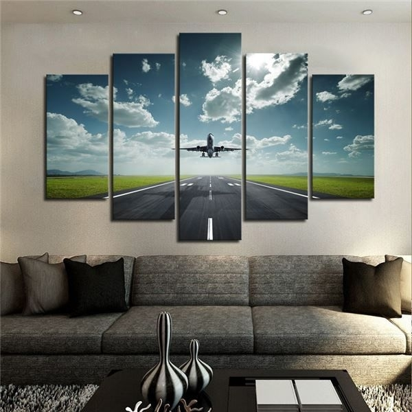 Featured Image of Airplane Wall Art