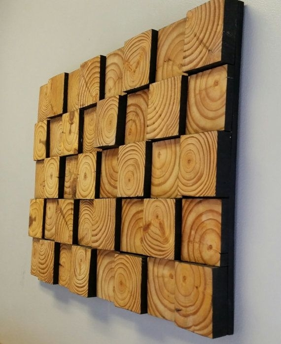 Amazing Best 25 Wood Wall Art Ideas On Pinterest Wood Art Wood In Wood Art Wall (Image 3 of 20)