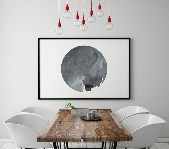 Amazing Design Ideas Horizontal Wall Art Small Home Decor Intended For Horizontal Wall Art (Image 1 of 25)