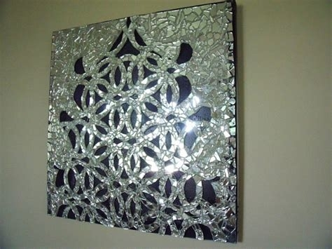 Amazing Mirror Mosaic Wall Art : Andrews Living Arts – Mirror Mosaic Throughout Mirror Mosaic Wall Art (Image 6 of 25)