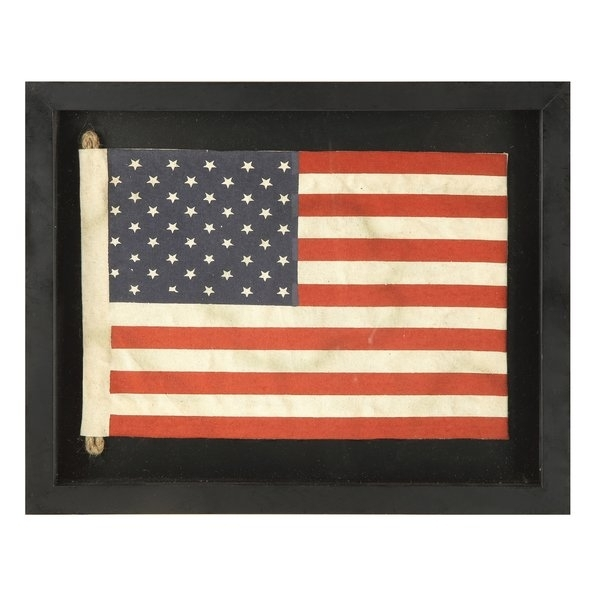American Flag Wall Art | Wayfair Within American Flag Wall Art (View 10 of 10)