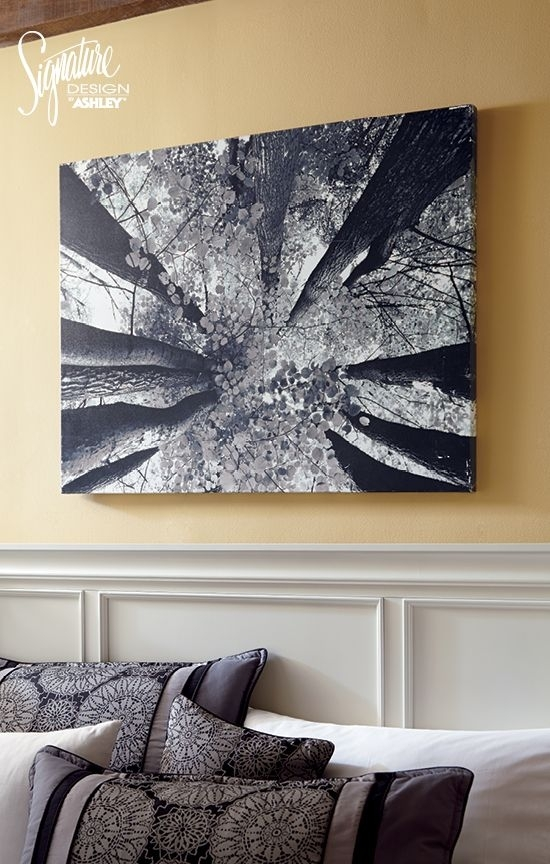 Ananya Wall Art – Ashley Furniture | Wall Art & Décor | Pinterest Intended For Ashley Furniture Wall Art (View 6 of 10)