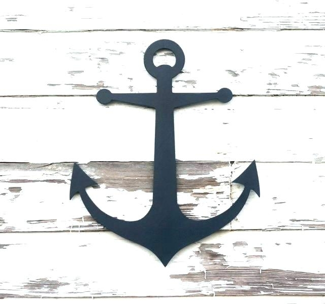 Anchor Wall Art – Taggo Intended For Anchor Wall Art (Image 1 of 25)