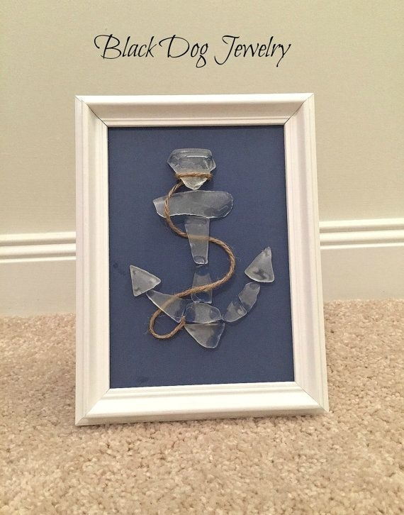Anchor Wall Decor (13 Images) – Ahtapot Home Decoration Intended For Anchor Wall Art (Image 6 of 25)