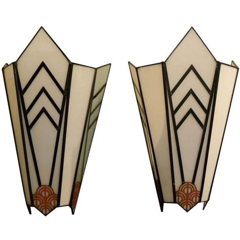 Art Deco Style Wall Sconces – Pskickoff For Art Deco Wall Sconces (Image 3 of 25)
