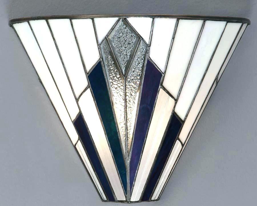 Art Deco Wall Art Art Wall Sconces Art Wall Sconce Light Fixtures Throughout Art Deco Wall Art (Image 9 of 25)