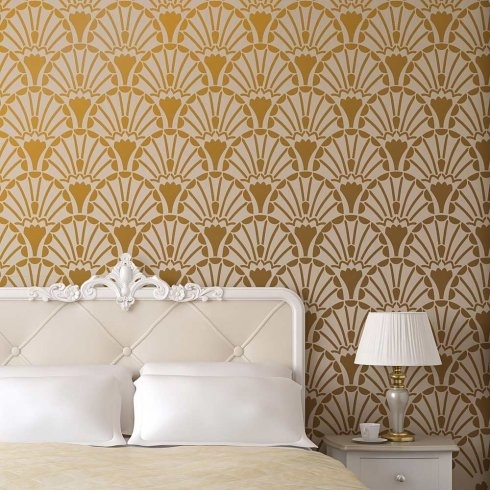 Art Deco Wall Art – Numabukuro Within Art Deco Wall Art (View 8 of 25)