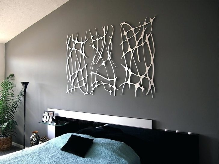 Art Wall Decor Innovative Way Modern Room Homes Image Of Simple With Art Wall Decors (View 18 of 25)