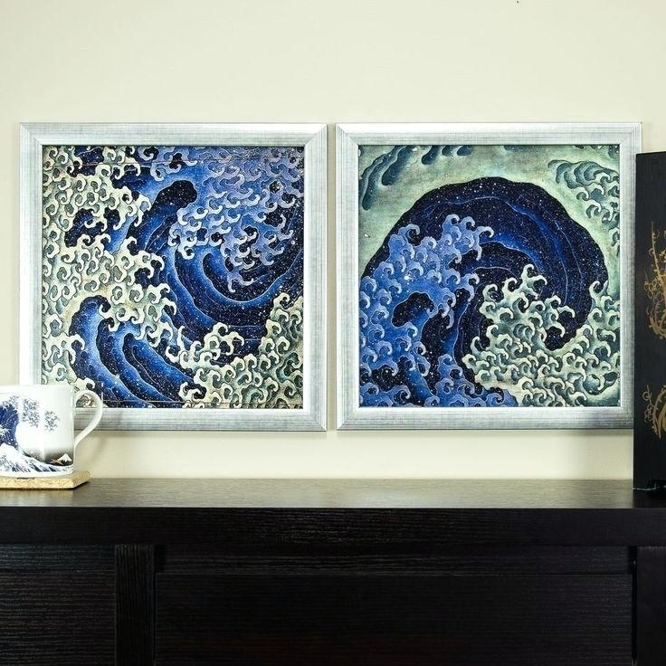 Asian Wall Art Simple Ideas Wall Art Best On White Asian Wooden Wall With Regard To Asian Wall Art (View 5 of 10)