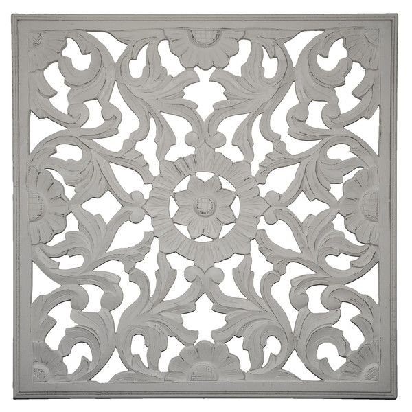 Astoria Grand Handcrafted Medallion Wall Décor & Reviews | Wayfair Pertaining To Wayfair Wall Art (Image 1 of 10)
