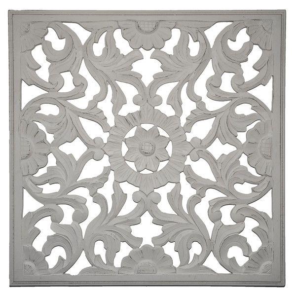 Astoria Grand Handcrafted Medallion Wall Décor & Reviews | Wayfair Pertaining To Wayfair Wall Art (View 4 of 10)
