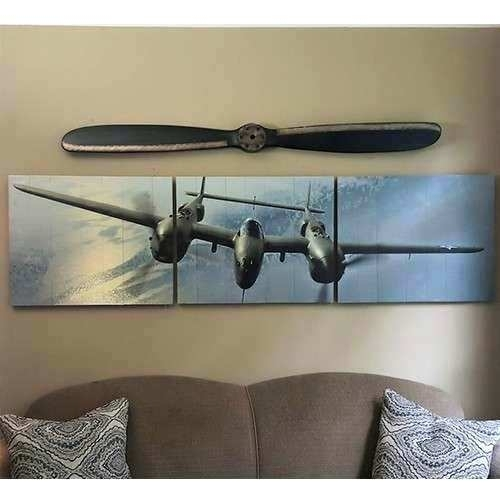 Aviation Wall Art Aircraft Wall Art Airplane Wall Art Plane Engine With Aviation Wall Art (Image 9 of 25)