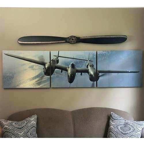 Aviation Wall Art Aircraft Wall Art Airplane Wall Art Plane Engine With Aviation Wall Art (View 10 of 25)