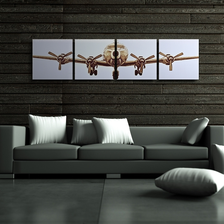 Aviation Wall Decor – Arsmart Regarding Aviation Wall Art (Image 13 of 25)