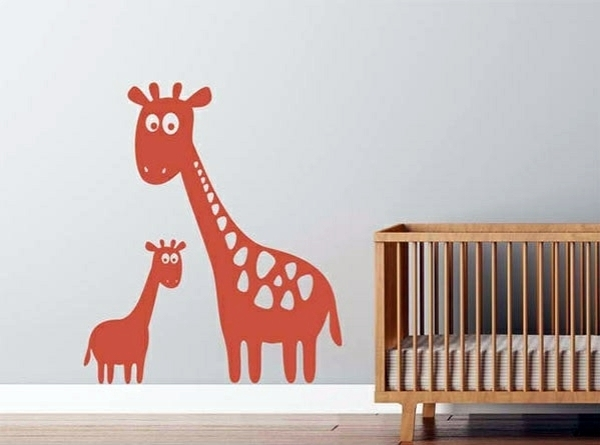 Baby Room Wall – 15 Wall Art Ideas With Animals | Interior Design Throughout Baby Room Wall Art (Image 3 of 20)