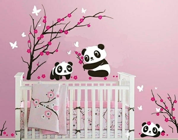 Baby Room Wall – 15 Wall Art Ideas With Animals | Interior Design Within Baby Room Wall Art (Image 6 of 20)