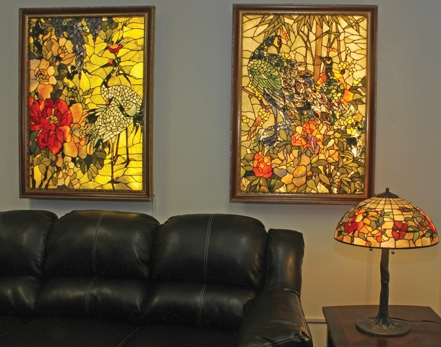 Backlit Gemstone Art Superb Art Deco Wall Art – Wall Decoration Ideas For Art Deco Wall Art (View 16 of 25)